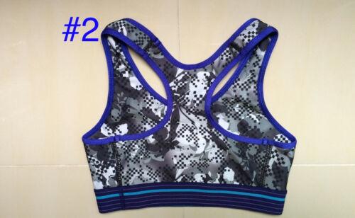 da S Xs donna L M Top Armour Under Fitness New No Fitness Xl imbottito Reggiseno Yoga sportivo xwUIqW7TO