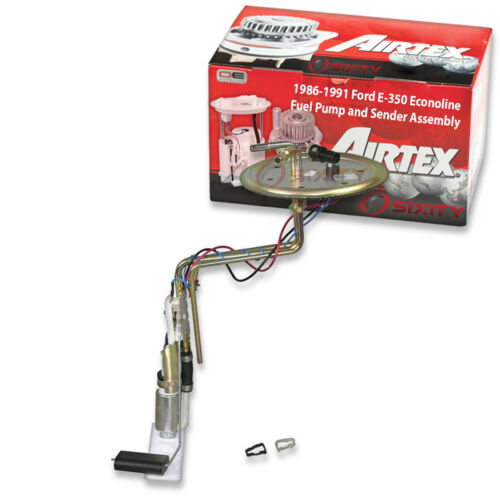 Airtex Fuel Pump and Sender Assembly for 1986-1991 Ford E-350 Econoline 7.5L yz