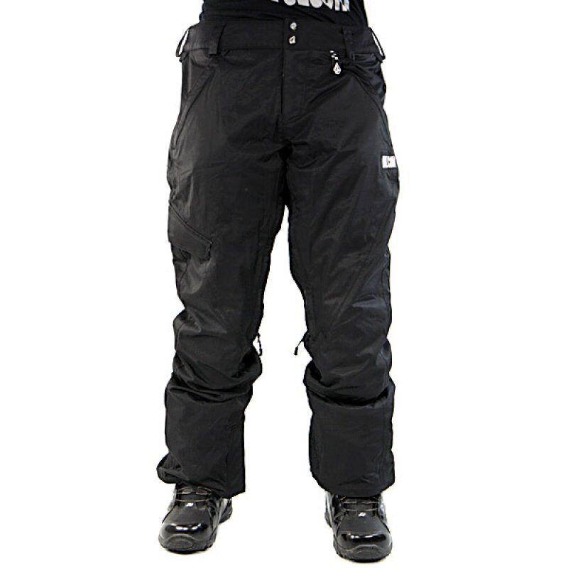 VOLCOM Mies Insulated daSie snowboard Hose schwarz