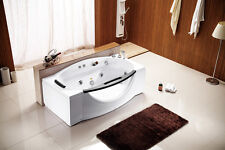 Indoor 2017 Deluxe Computerized Soaking Jetted Bathtub Bath Tub Whirlpool SPA