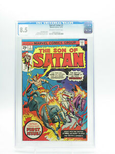 Son-of-Satan-1-Marvel-Comics-12-75-CGC-8-5-VF-Free-Shipping