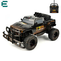 1/10 2.4g Rc Toys Off Road Monster Truck Remote Control Car 6 Wheeler Truggy