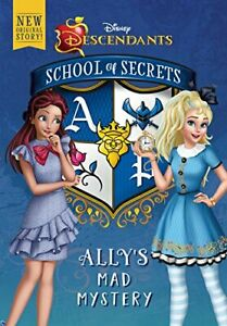 School of Secrets: Ally's Mad Mystery (Disney Descendants) by Brody, Jessica The