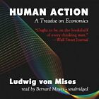 Human Action: A Treatise on Economics by Ludwig Von Mises (CD-Audio, 2013)