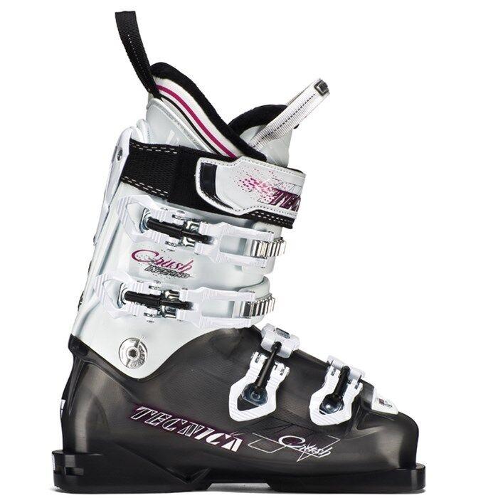 TECNICA Women's  Ski Boot INFERNO CRUSH   22.0 Mondo   NEW 201327  authentic online
