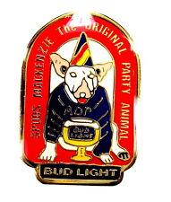 """BIER Pin / Pins - BUDWEISER """"SPUDS MACKENZIE"""" / BUD LIGHT [3017]"""