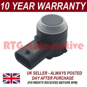 FOR VAUXHALL ASTRA 3 PIN PDC PARKING SENSOR 11034937 13447541 X20150916 1PS6801
