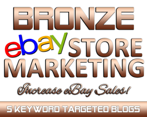 BRONZE-eBay-Marketing-Package-with-5-eBay-listings-promoted