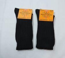 cba407f59e item 5 Tuff Stuff 2PK School Uniform Black Knee High Socks Plus size 10-12  Teens Adults -Tuff Stuff 2PK School Uniform Black Knee High Socks Plus size  10-12 ...