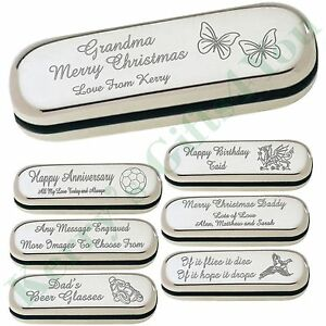 Image Is Loading Personalised Glasses Case 70th 80th 90th Birthday Gift