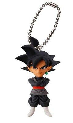 Dragonball Z UDM 11 Ultimate Deformed Mascot Burst Key chain SS God Gokou Goku