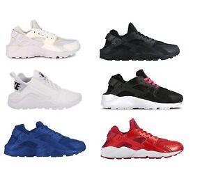 Ultra Run 39 Blu Nera 40 37 Air Scarpe Nike Huarache 38 Bianca Rossa TqSFFI