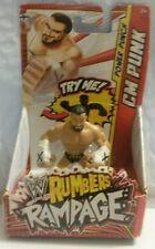 WWE Rumblers Rampage CM Punk