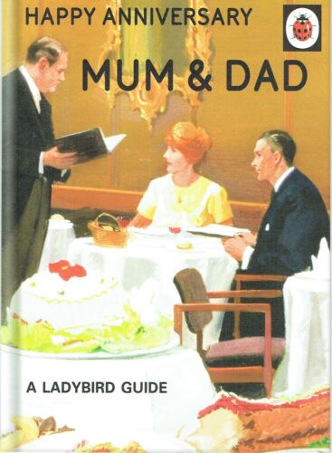 GREAT FUN ~ Humorous GREETING CARD ~ From The LADYBIRD FOR GROWN-UPS COLLECTION