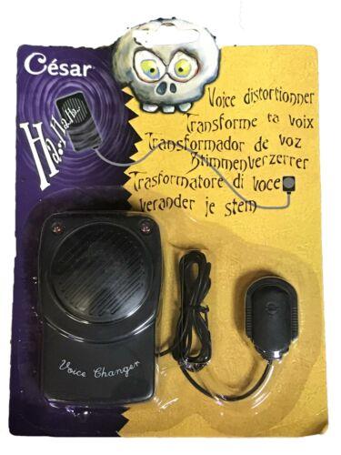 Cesar Voice Changing Distorter 25 Different Distortions