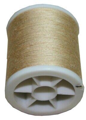 Filato superiore macchine per cucire nähgarn COTONE 100m 50//3 BEIGE CHIARO 1032