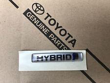 Toyota / Lexus Hybrid Heckklappe Emblem Logo Trunk Lift Gate Emblem Symbol