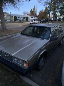 1988 Volvo 740 turbo