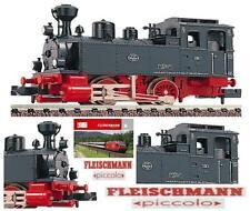 """FLEISCHMANN 7000 VINTAGE LOCOMOTIVA Steam Loco """"Anna"""" MAFFEI S.7 VGC BOX SCALA-N"""