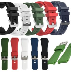 New-Silicone-Bracelet-Strap-Watch-Band-For-Samsung-Gear-S3-Frontier-Classic