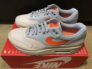 nike air max 1 desert sand orange & grey