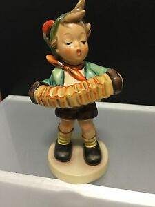 Hummel-Figurine-185-034-Bandoneon-Player-034-5-1-2in-1-Choice-Top-Zustand