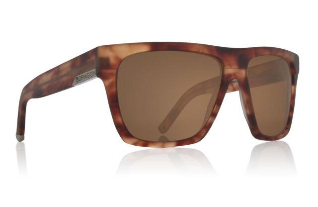 9b72a98055 Dragon REGAL Sunglasses Matte Tort Frame - Bronze Lens 720-2144 Made in  Japan