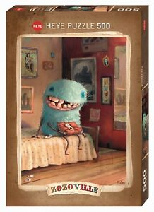 ZOZOVILLE - MILK TOOTH - Heye Puzzle 29701 - 500 Teile Pcs.