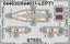Eduard Löök Mustang P-51D-10 Dashboard Gurte für Eduard Kit 1:32 Art 644030
