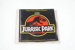 JURASSIC PARK SOUNDTRACK JAPAN CD A13205