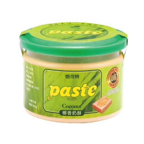Taiwan 福汎 焙司特椰香奶酥 paste Coconut Paste 250g// Tin