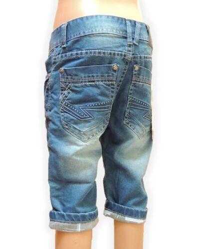 96162~Jungen-Jeans Kinder-Jeans-Short-Bermuda~Gr.4-10~SchnäppchenCorner~Neu K//99