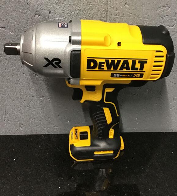 DeWalt DCF899 18V XR Brushless High Torque Impact Wrench