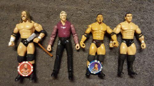 WWE Jakks Pacific équipes écuries et groupés Action Figures