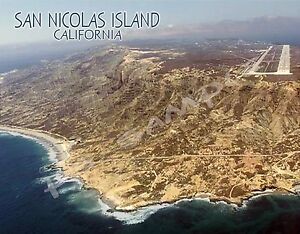 Offer Up San Diego >> California - SAN NICOLAS ISLAND - Travel Souvenir Flexible Fridge Magnet | eBay