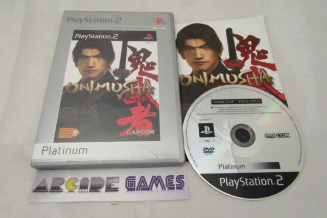 ONIMUSHA WARLORDS PLAYSTATION 2 PS2 COMPLET (vendeur pro)