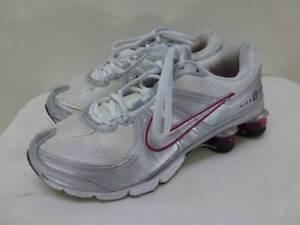 050c861c4fc2 NIKE SHOX Zoom Experience + 2 Running cross training Shoes womens sz ...