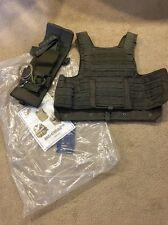 Eagle Industries Land CIRAS Vest Ranger Green LE Large FBI DEA RLCS Rangers