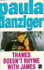 Thames Doesn't Rhyme with James by Paula Danziger (Paperback, 1995)