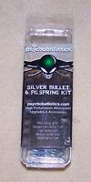 Psychoballistics Silver Bullet Paintball Gun 6 Piece Spring Parts Kit
