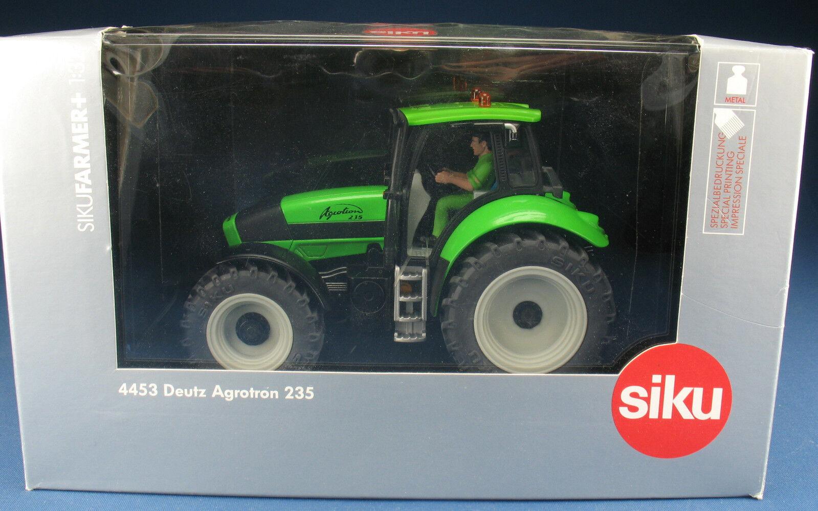 Siku Farmer + 4453-Deutz-Fahr agrojoon 235 tractor-en OVP - 1 32 - tractor Plus