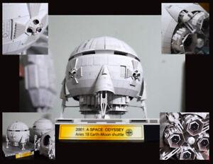 Film-2001-A-Space-Odyssey-Aries-1B-Moon-Bus-Shuttle-Handcraft-Paper-Model-Kit