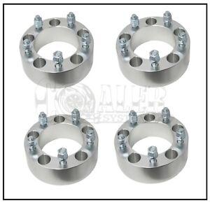 Ram 1500 Lug Pattern >> Details About Set Of 4 Wheel Spacers 2 Aluminum 5x5 5 Bolt Pattern Fits Dodge Ram 1500 94 10