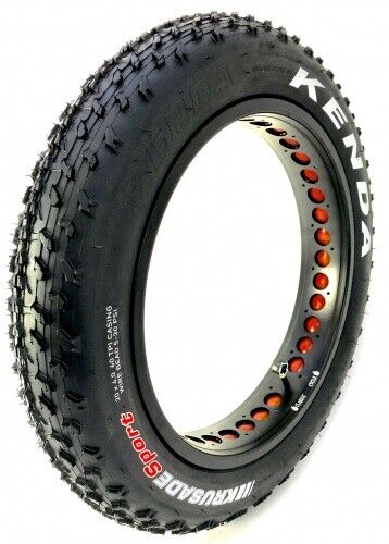 204 Kenda Krusade Sport Reifen 20 x 4.0 reinschwarz