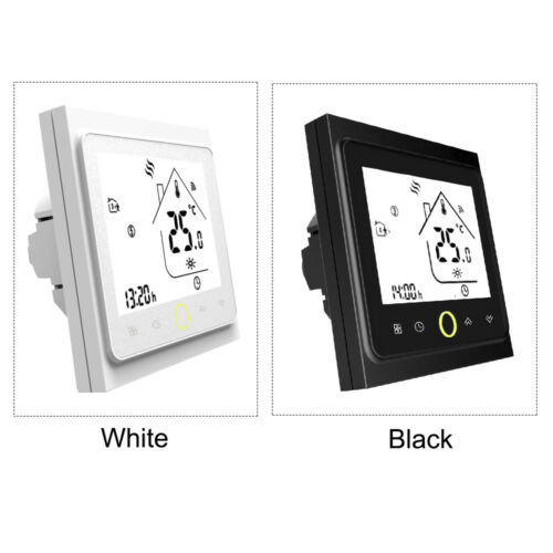 16A WiFi Thermostat LCD  Energy Saving Temperature Controller Floor Heating T9Z9