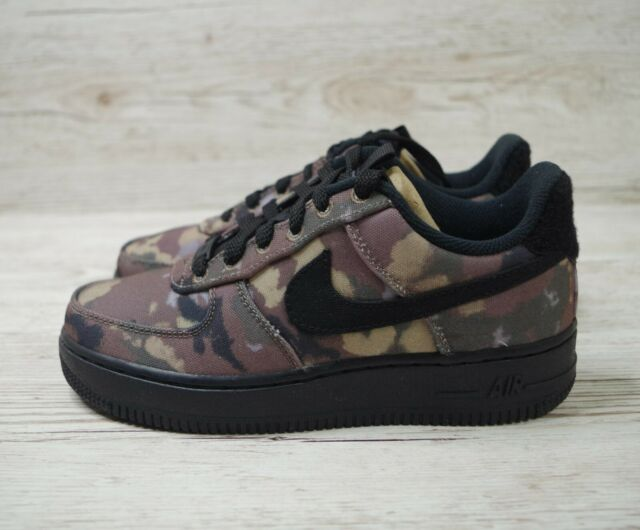 Nike Air Force 1 '07 Country Camo Italy Size UK 10 US 11 EUR 45 Av7012 200 Af1