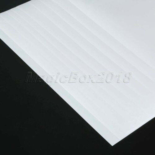 10//100 Sheets Glass Cabochon Color Printing Paper A4 Size UV Shadowless Glue