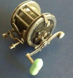 Vintage PENN SENATOR 2/0 Saltwater Game Fishing Reel Made in USA