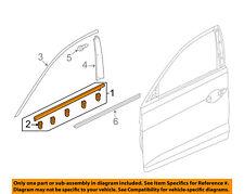 Acura HONDA OEM-Door Window Sweep-Belt Molding Weatherstrip Right 72410TZ3A01