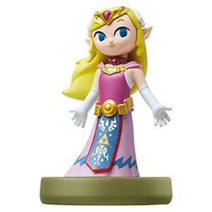 Nintendo-Amiibo-The-Legend-of-Zelda-The-Wind-Waker-Zelda-3-ds-wii-neuf-JAPON